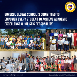 Best Kindergarten School in Chandigarh | Gurukul Global School